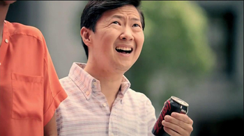 Diet Coke TV Spot, 'And Is Better Than Or' Featuring Ken Jeong - Thumbnail 2