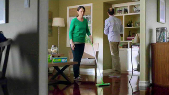 Swiffer 2 In 1 Sweeper Tv Commercial Water Gun Fight