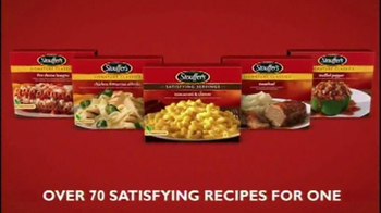 Stouffer\'s TV Spot for Macaroni & Cheese