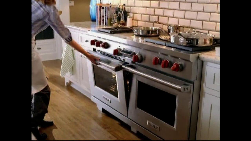 Wolf Appliance Tv Commercial For Kitchen Appliances Ispot Tv