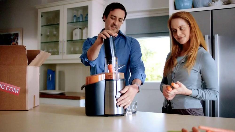 Bounty Tv Commercial Juicer Ispot Tv