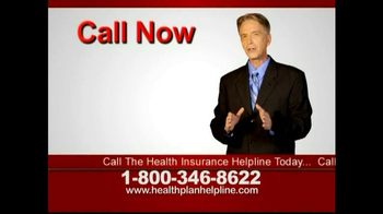 Health Insurance Helpline TV Spot - Thumbnail 2