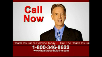 Health Insurance Helpline TV Spot - Thumbnail 7