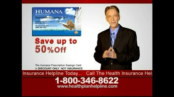 Health Insurance Helpline TV Spot - Thumbnail 9