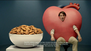 Almond Board TV Spot For Message From Your Heart