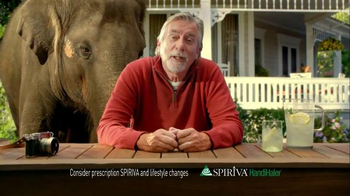 Spiriva TV Spot, 'Porch'