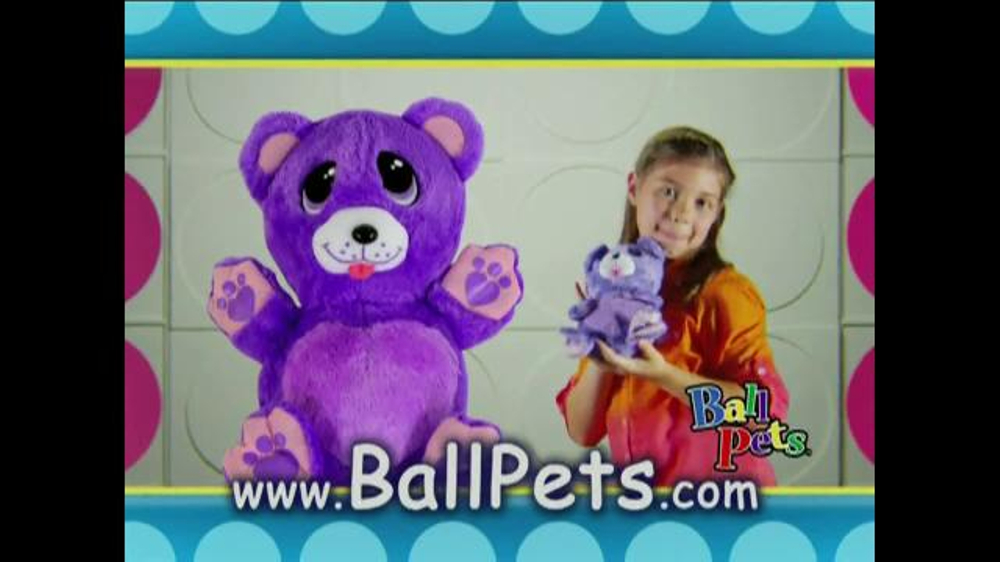 Ball Pets Tv Commercial Roly Poly Plush Balls Ispot Tv