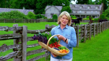 Triscuit TV Spot , 'Summer Snackoff' Featuring Martha Stewart
