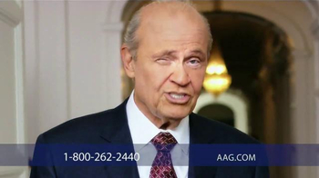 American Advisors Group TV Spot, 'Reverse Mortgage Stabilization Act'