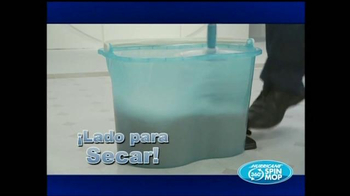 Hurricane Spin Mop 360 Commercial Televisivo Ispot Tv