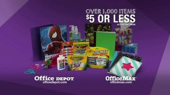 Office Depot and OfficeMax TV Spot, 'Where Did You Get That' - Thumbnail 6