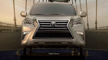 Lexus Golden Opportunity TV Spot, 'Our Gold Standard of Safety' - Thumbnail 7