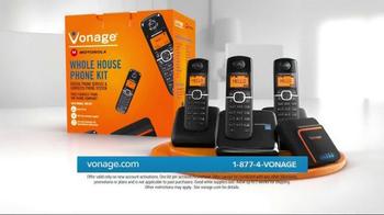 Vonage Whole House Phone Kit TV Spot, 'Surprise' - Thumbnail 7