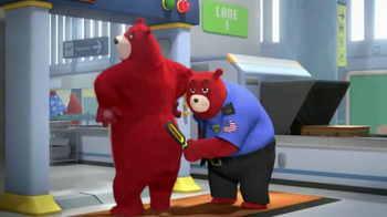 Charmin Ultra Strong TV Spot, 'Airport Security'