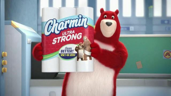 Charmin Ultra Strong Tv Commercial Airport Security