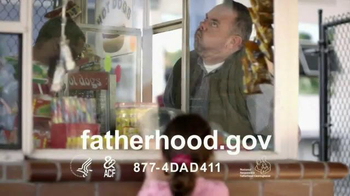 Ad Council Fatherhood Involvement TV Spot, 'Kid Again' - Thumbnail 10