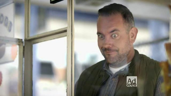 Ad Council Fatherhood Involvement TV Spot, 'Kid Again' - Thumbnail 8