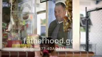 Ad Council Fatherhood Involvement TV Spot, 'Kid Again' - Thumbnail 9