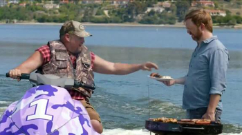 Prilosec OTC TV Spot, 'Jet Ski' Featuring Larry the Cable Guy