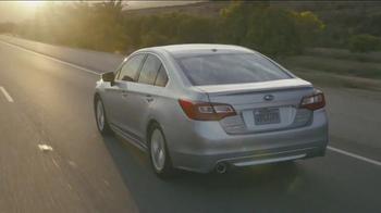 Subaru Legacy TV Spot, 'World of Passengers' - 4604 commercial airings