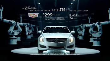Cadillac Summer's Best Event TV Spot, 'Robot Arms' - Thumbnail 9