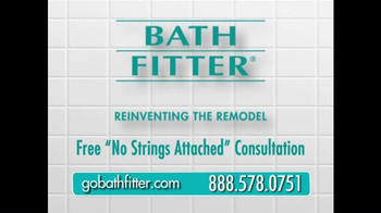 Bath Fitter TV Commercial, 'It's Better with Bath Fitter ...