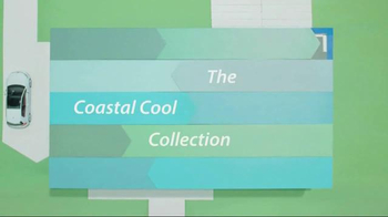 Sherwin-Williams HGTV Coastal Cool Collection TV Spot, 'Keep It Cool' - Thumbnail 9