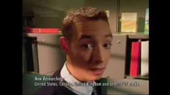 Channeling Stocks TV Spot, 'Stapler' - Thumbnail 4