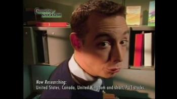 Channeling Stocks TV Spot, 'Stapler'