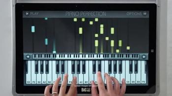 Nabi Big Tab TV Spot, 'Piano Perfection'