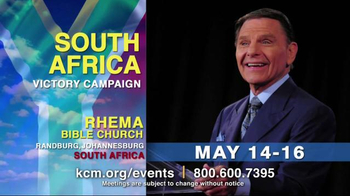 Kenneth copeland ministries tv spot 2015 kcm events victory