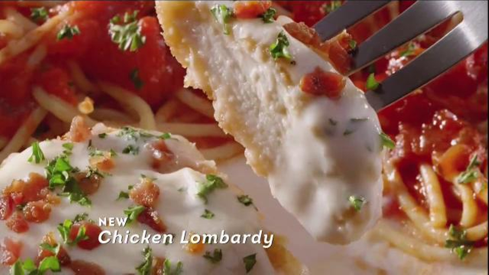 Olive Garden Italian Duos Tv Commercial 39 Latest Dish 39