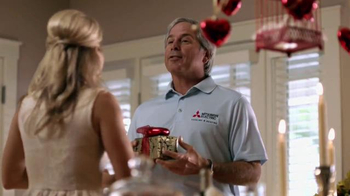 Mitsubishi Electric TV Spot, 'Monthaversary' Featuring Fred Couples