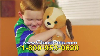 Cloud Pets TV Spot, 'A Message You Can Hug'