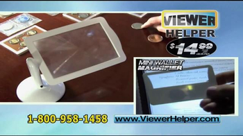 Viewer Helper TV Spot, 'Get a Closer Look' - Thumbnail 10