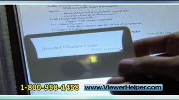 Viewer Helper TV Spot, 'Get a Closer Look' - Thumbnail 9