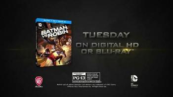 Batman vs. Robin Blu-ray TV Spot