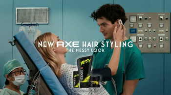 Axe Hair Styling TV Spot, 'Hospital'