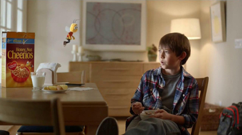 Honey Nut Cheerios TV Spot, 'Reverse Psychology'