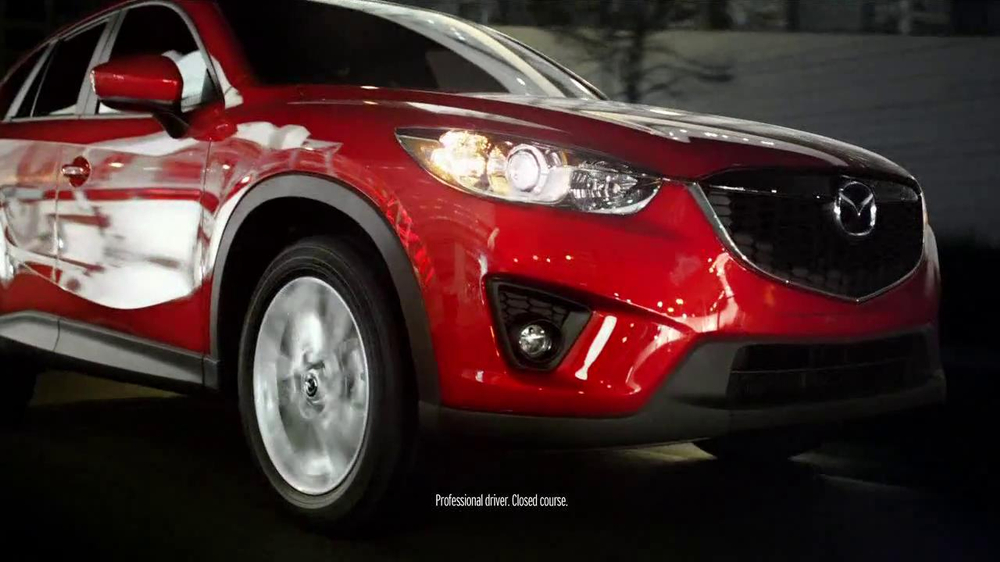 2014 Mazda CX-5 TV Commercial, 'Edison' - iSpot.tv