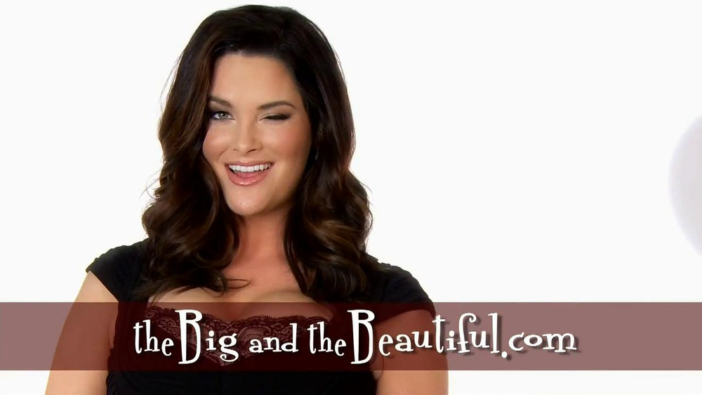 big and beautiful dating commercial