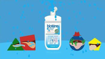 Biotene Dry Mouth Oral Rinse TV Spot, 'Blue Mouth'