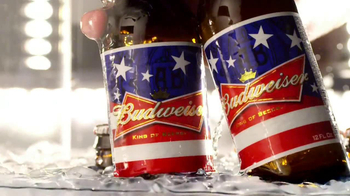 Budweiser TV Spot, 'Red, White and Blue Summer' Song by Miike Snow - Thumbnail 6