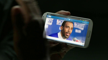NBA Style TV Spot, 'Samsung Galaxy S 4' Featuring Lance Fresh - Thumbnail 4