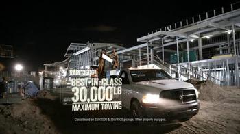 Ram Commercial Truck Season TV Spot, 'Best in Class' - Thumbnail 3