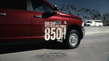 Ram Commercial Truck Season TV Spot, 'Best in Class' - Thumbnail 5