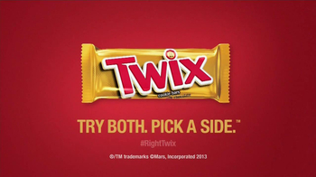 Twix TV Spot, 'Right' - Thumbnail 10