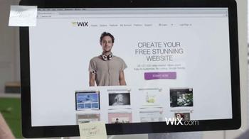 Wix.com TV Spot thumbnail