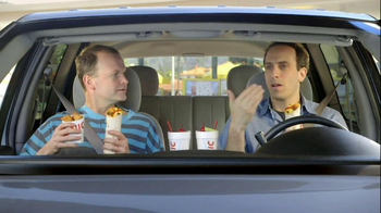 Sonic Drive-In Cinnasnacks and Breakfast Burritos TV Spot, 'Two Sides' - 1592 commercial airings