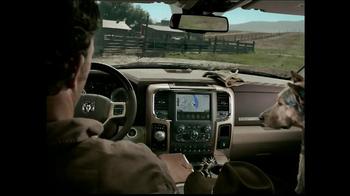 2013 Ram Laramie Longhorn TV Spot, 'Jealous Dog' - Thumbnail 3